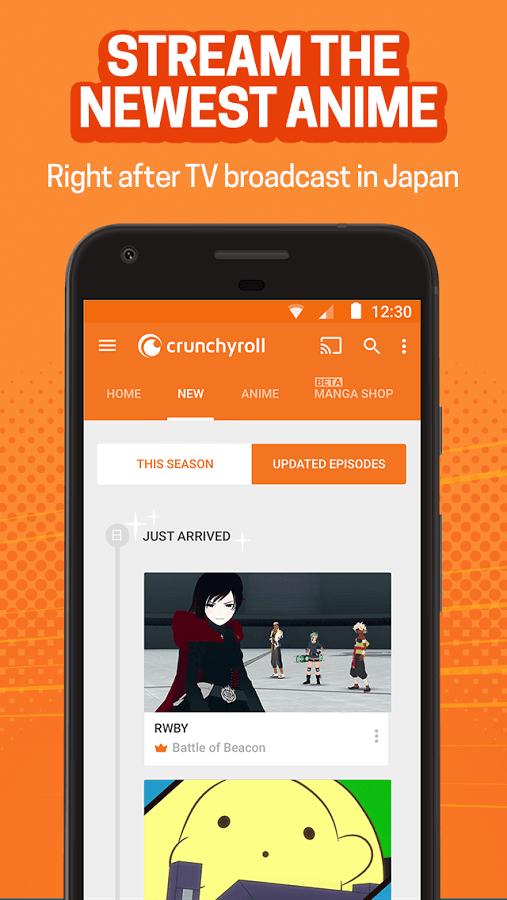 Crunchyroll Anime Premium Apk Download - MoneyEarns