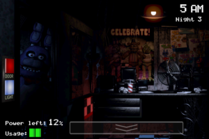 Five Nights at Freddys 2 fnf2