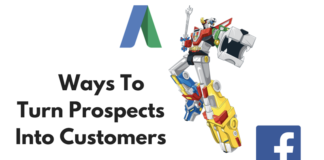 ways to turn prospects into costumers
